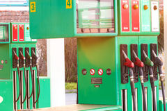 Fuel pump Royalty Free Stock Images