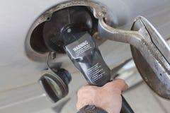 Fuel Pump Stock Image
