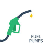 Fuel pump icon. Petrol station sign. Fuel background. Vector illustration, Royalty Free Stock Photo