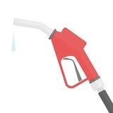 Fuel pump vector. Stock Photography