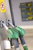 Fuel pumps Royalty Free Stock Photos