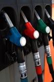 Fuel pumps Stock Image