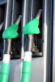 Fuel pumps stock images