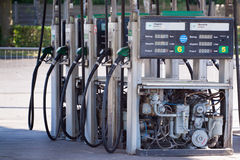 Fuel Pumps Disassembled Stock Image