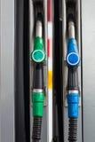 Fuel pumps Stock Photos