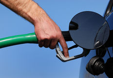 Fuel / refuel Royalty Free Stock Image