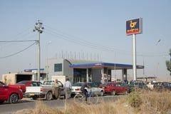 Fuel shortage Stock Photography