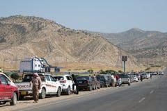 Fuel shortage Stock Photos