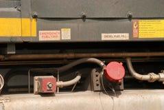 Fuel Shut Off Stock Image