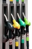 Fuel station Royalty Free Stock Photography
