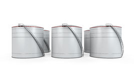 Fuel Storage Royalty Free Stock Photos