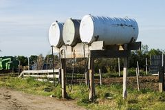 Fuel Tank stock photos
