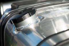 Fuel Tank Cap Stock Photo