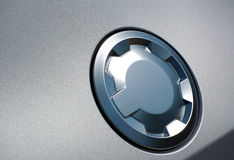 Fuel tank cap Stock Photo