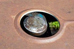 Fuel tank cap Stock Photography