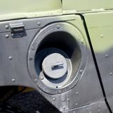 Fuel tank cap Royalty Free Stock Images