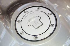 Fuel Tank Door Stock Images
