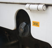 Fuel tank Royalty Free Stock Images