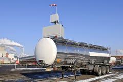 Fuel Tanker Truck stock images