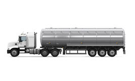 Free Fuel Tanker Truck Royalty Free Stock Photo - 54421525