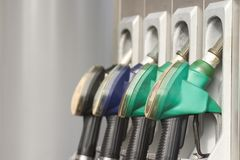 Fueling stock photos