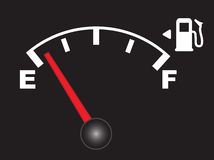 Fuelmeter Stock Photo