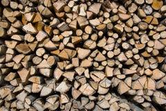 Fuelwood Stock Image