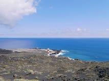 Fuencaliente Volcanic Landscape on La Palma Stock Images