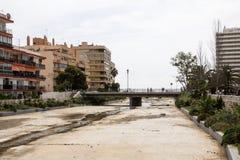 Fuengirola Espagne Images libres de droits