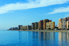 Fuengirola holiday resort in southern Spain Stock Photography