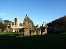 Fuente Abbey Ripon Yorkshire England Imagenes de archivo