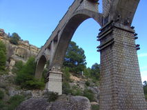 Fuente Caputa, Murcia. Viaduct in Fuente Caputa, Murcia Royalty Free Stock Photos