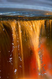 Fuente colorida Foto de archivo