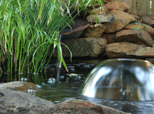 Fuente de agua imagen de archivo libre de regalías