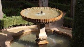 Fuente de Alhambra metrajes