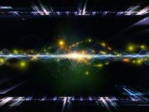 Fuente de energía ilustración del vector
