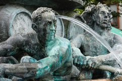 Fuente de la historia, Coblenza Foto de archivo libre de regalías