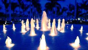 Fuente de México Fotografía de archivo libre de regalías