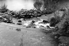 Fuente de mercure del río Fotografía de archivo libre de regalías