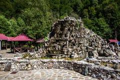 Fuente de piedra Imagen de archivo
