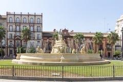 Fuente de Sevilla Stock Photos