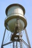 Fuente del almacenamiento del envase de la estructura del tanque de la reserva de agua Imagen de archivo libre de regalías