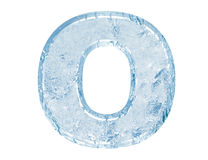 Fuente del hielo Imágenes de archivo libres de regalías