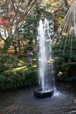 fuente del jardín Kenroku-en fotografía de archivo