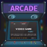 Fuente del juego Imagen de archivo