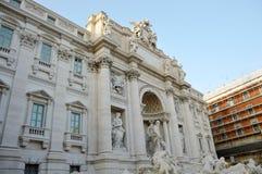 Fuente del Trevi, Roma Fotografía de archivo