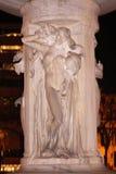Fuente en el círculo de Du Pont, Washington DC Imagenes de archivo