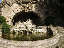 Fuente en Roma Imagenes de archivo