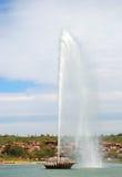 Fuente gigante Fotografía de archivo