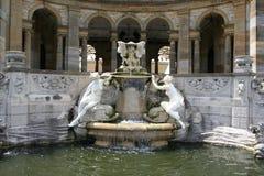 Fuente italiana Imagen de archivo libre de regalías